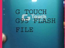 G TOUCH G95 FLASH FILE