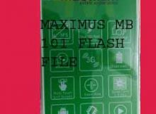 MAXIMUM MB101 FLASH FILE