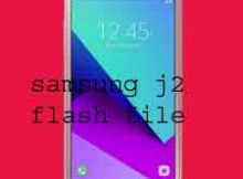 SAMSUNG J2 PRIME SM G532G flash file