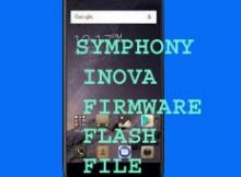 SYMPHONY INOVA FLASH FILE