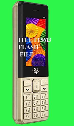 ITEL IT5613 FIRMWARE FLASH FILE (STOCK ROM) | firmwareus