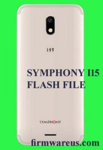 SYMPHONY I15 FLASH FILE