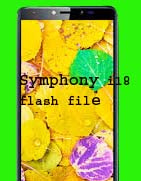 Symphony i18 firmware flash file sp7731c 9 0 (without password