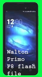 Walton Primo F8 Flash File MT6580 (without password