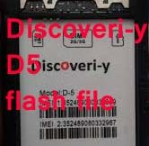 Discoveri-y D5 flash file