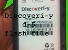 Discoveri-y d-5 flash file