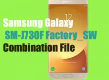 Samsung Galaxy SM-J730F Combination File