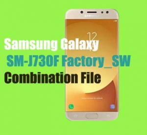 Samsung Galaxy SM-J730F Combination File | firmwareus