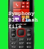 Symphony B21 flash file