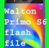 Walton Primo S6 flash file