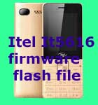 Itel It5616 flash file