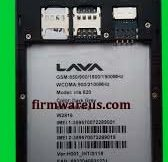 Lava Iris 820 flash file