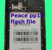 Peace pp10 flash file