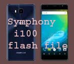 Symphony i100 flash file