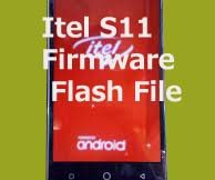 Itel S11 Firmware Flash File (without password) | firmwareus