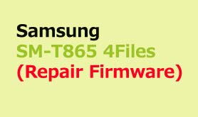 Samsung SM-T865 4Files