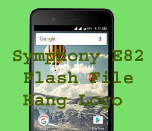 Symphony E82 Flash File